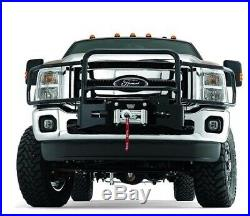 Warn Industries Stainless Steel Grille Guard for Dodge /Ford/GMC Trucks # 84790